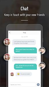 screenshot of Vmeet - Random Video Chat version 1.1.0