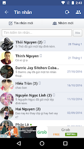 Download Messenger for Facebook 1.15042018 APK