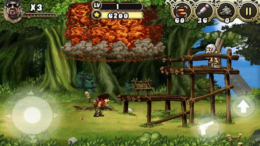 Download Rambo Shooter Metal Soldiers 4.1.1 APK