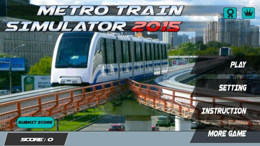 Download Metro Train Simulator 2015 1.2 APK