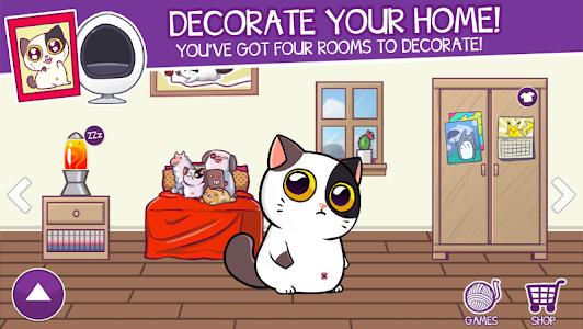 screenshot of Mimitos - Virtual Pet version 1.7.2