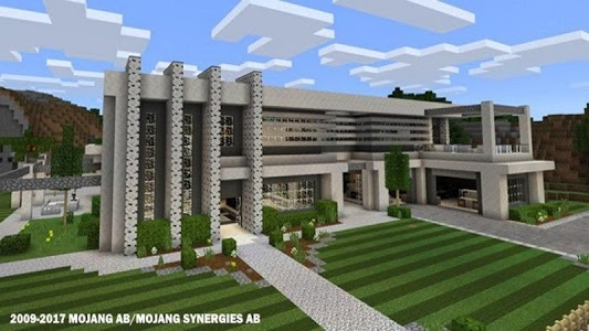 Download Modern Houses for Minecraft ★ 1.3 APK
