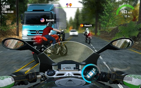 screenshot of Moto Traffic Race 2: Multiplayer version 1.16.03