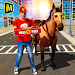 Download Mounted Horse Pizza Delivery 2018 1.1 APK