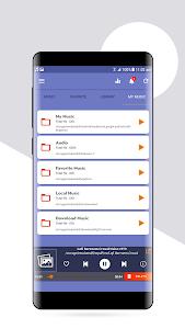 screenshot of Mp3 Music Downloader ~ Default Music Player version 1.4.0.6