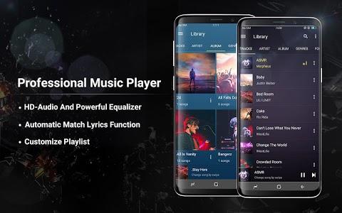 screenshot of Music - Mp3 Player version 1.7.7