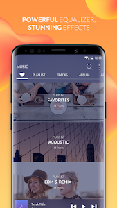 Download Music player - Mp3 player for Galaxy S9 3.8.0.0 APK