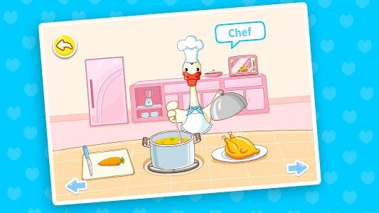 screenshot of Baby Panda Occupations version 8.8.7.30