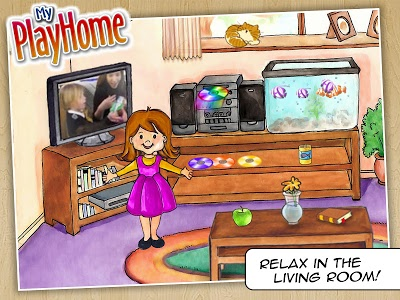 Download My PlayHome Lite - Play Home Doll House 3.4.6.22 APK