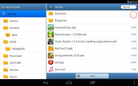 Download MyFiles 3.0.1 APK