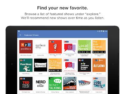 Download NPR One 1.8.7.2 APK