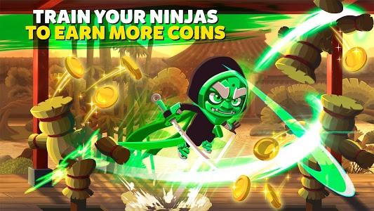 Download Ninja Dash - Ronin Shinobi: Run, Jump & Slash foes 1.2.9 APK