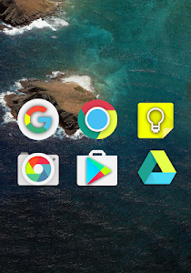 Download Nougat - Icon Pack 1.3.0 APK