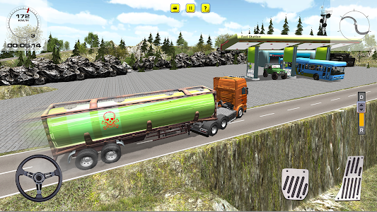 Download Offroad Oil Tanker Transporter 1.9 APK