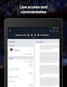 screenshot of Onefootball adidas & EURO 2016 version 8.1.0