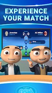 screenshot of Online Soccer Manager (OSM) version 3.2.05