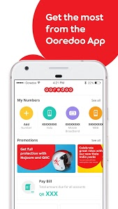 Download Ooredoo Qatar 3.11.2 APK