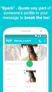 Download POF Free Dating App  APK