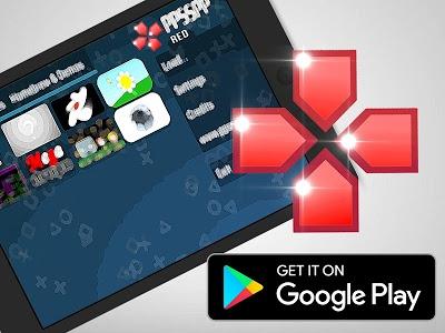 Download PSSP RED - Prank PSP emulator 1.0 APK