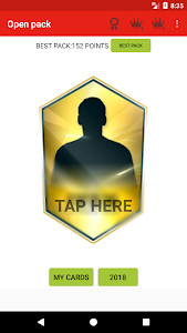 Download Pack Opener for FUT 18 and 16 6.08 APK
