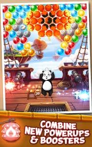screenshot of Panda Pop version 2.1