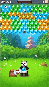 screenshot of Panda Pop - Bubble Shooter Game. Blast, Shoot Free version 7.0.010