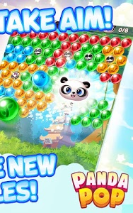 screenshot of Panda Pop version 4.6.010