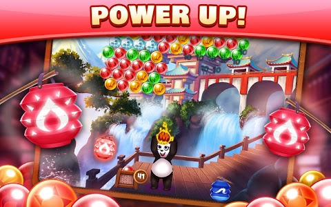 screenshot of Panda Pop! Top Free Bubble Shooter Game version 7.5.103