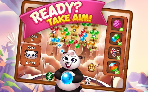 screenshot of Panda Pop - Bubble Shooter Game. Blast, Shoot Free version 6.7.011