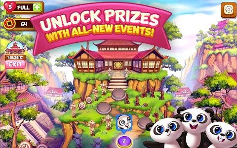 screenshot of Panda Pop - Free Match, Blast & Pop Bubble Game version 5.9.009