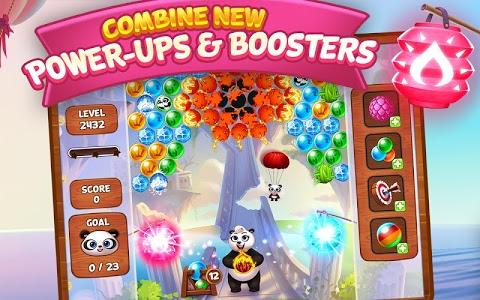 screenshot of Panda Pop - Bubble Shooter Game. Blast, Shoot Free version 6.6.011