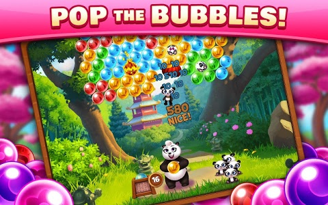 screenshot of Panda Pop - Bubble Shooter Game. Blast, Shoot Free version 6.9.102