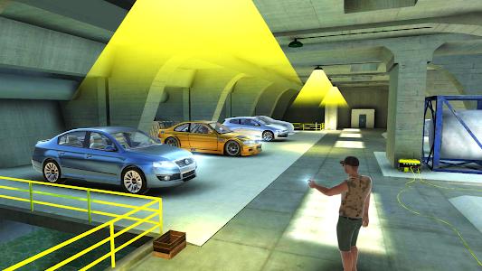 Download Passat B6 Drift Simulator 1.1 APK