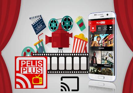 screenshot of PelisPLUS Chromecast version 1.0.14