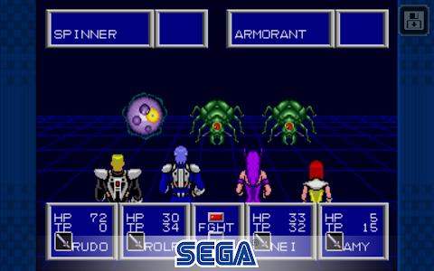 Download Phantasy Star II Classic 1.2.1 APK
