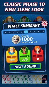 screenshot of Phase 10 - Play Your Friends! version 3.1.0.1
