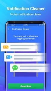 screenshot of Phone Cleaner- Cache Clean, Android Booster Master version 1.1.23