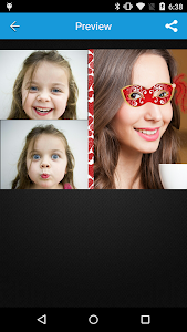 screenshot of Photo Collage Editor version 1.8.50