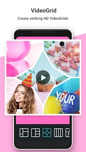 screenshot of PhotoGrid: Video & Pic Collage Maker, Photo Editor version 6.94