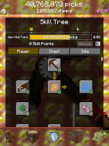 Download PickCrafter - Idle Craft Game 4.9.2 APK