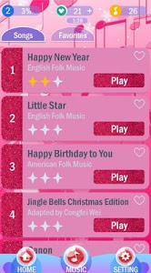 Download Pink Piano tiles 2018 1.0 APK