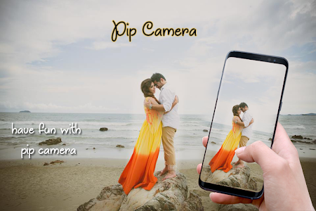 screenshot of PIP Camera version 4.2.3