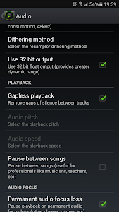 Download PlayerPro DSP pack 5.4 APK