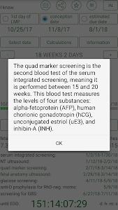 Download Pregnancy Calculator and Calendar 1.84 APK