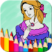 Download Princess Coloring Book 1.4.0 APK