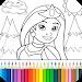 Download Princess Coloring Game 10.4.0 APK