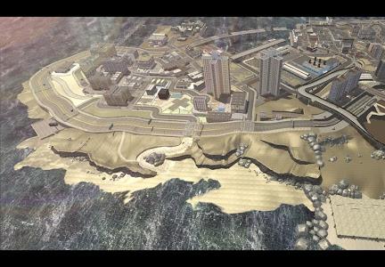 screenshot of Project Grand Auto Town Sandbox Beta version 1.07