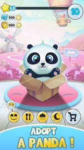 Download Pu - Cute giant panda bear, baby pet care game 1.18 APK