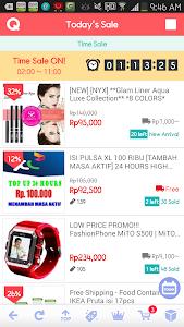 Download Qoo10 Indonesia 3.9.1 APK