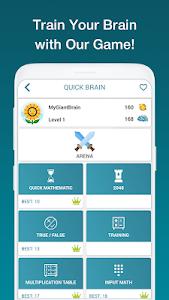 Download Quick Brain Mathematics - Exercises for the brain 2.2.2 APK